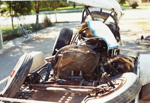 1971 M 65 JIM OLSON 7