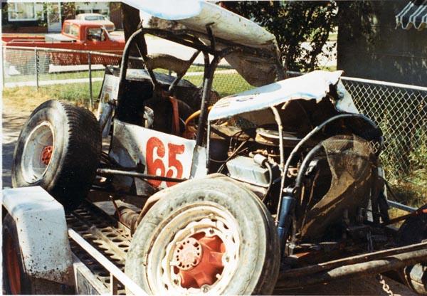 1971 M 65 JIM OLSON 8