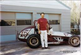 1974 B 15 JIM OLSON